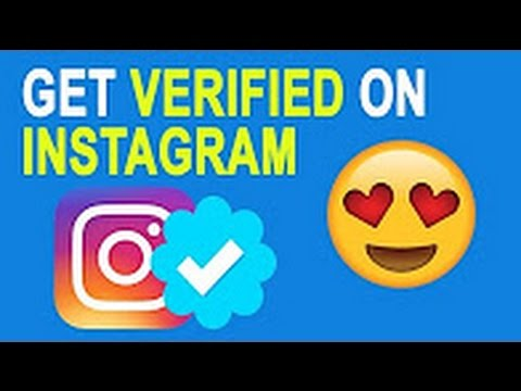 How to get VERIFIED on INSTAGRAM | FREE Hack REAL Verify Badge WORKING