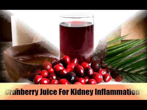 7 Natural Cures For Kidney Inflammation