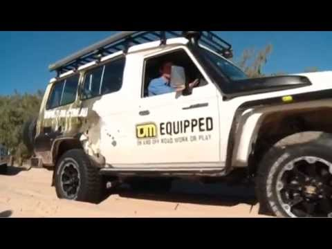 Soft Sand Driving - 4WD Driving Tips