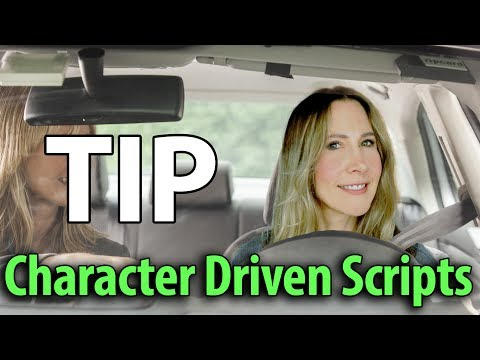 Character Driven Script - writing a movie that sells and wins contests