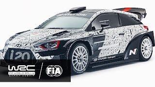 WRC 2016: 2017 World Rally Car development (Hyundai i20 WRC)