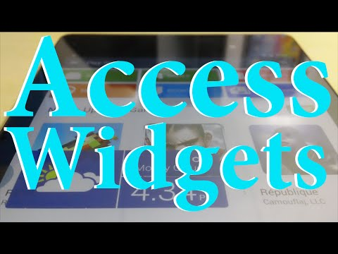 How To: Access Widgets From Anywhere on Android