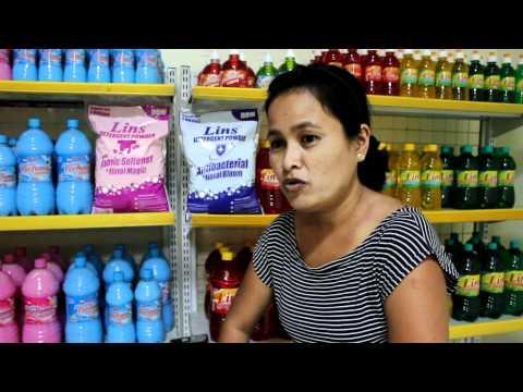 Lins Detergent Powder
