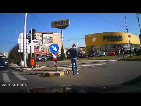 Accident Nufaru, Oradea, zona Proges