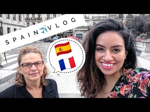 San Sebastian & Biarritz | Travel Vlog 🇪🇸🇫🇷