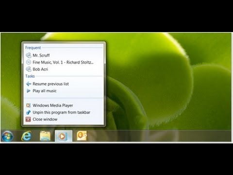 move your windows 7 task-bar to a different position on screen
