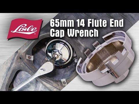 61040 // 65mm 14 Flute End Cap Wrench for Toyota