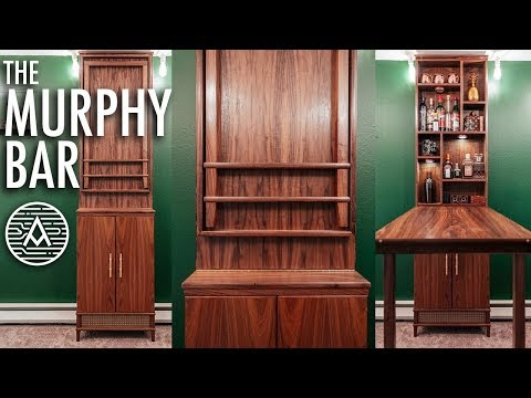 Introducing the Murphy Bar -- Woodworking