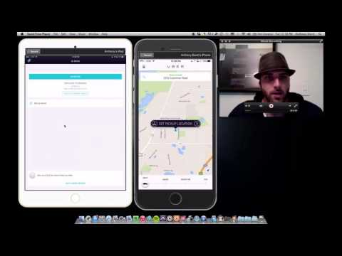 UBER Driver Making Money With the Passenger & Partner App