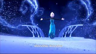 Livre estou - Frozen