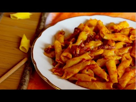 How to Make Garganelli Pasta   Pasta Grannies