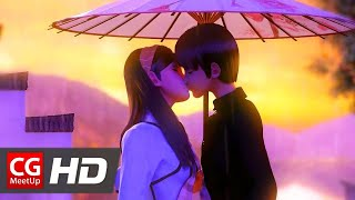 "CGI Animated Short Film ""The Song of The Rain Short Film"" by Hezmon Animation Studio"