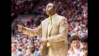 Avery Johnson talks about the Tide being selected for March Madness