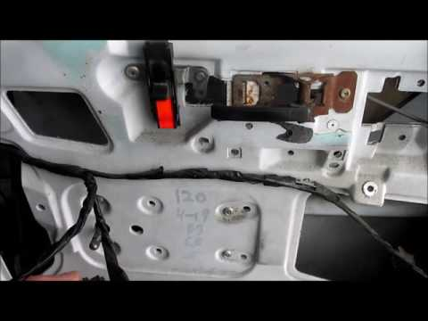 Fixing Sticky / Lazy GM Power Door Locks