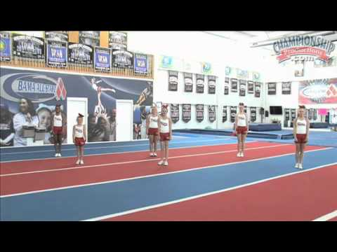 Cheer Champs: Create Your Own Choreography