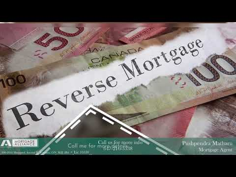 Reverse Mortgage provides financial solution to home owners over the age of 55 years.