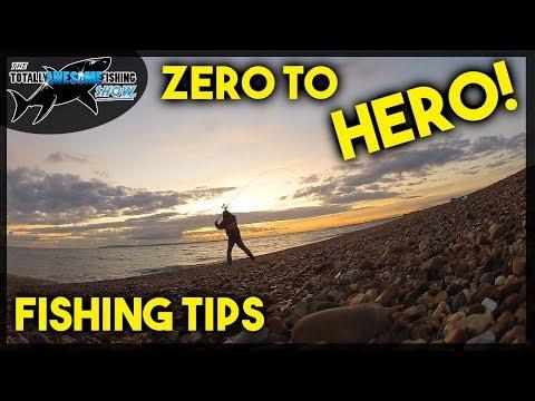 Fishing ZERO to Fishing HERO!!