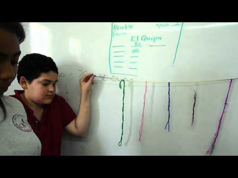 El Quipu.avi por: Evahilda Rodríguez