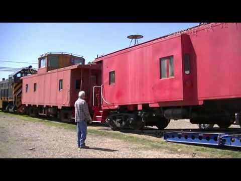 fillmore & western railroad buying a caboose