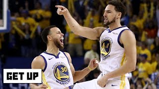 Steph-Klay duo headlines Jay Williams' top 5 NBA backcourts | Get Up