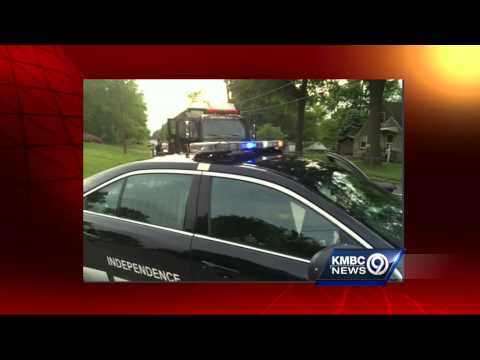 Suspicious object shuts down Independence neighborhood