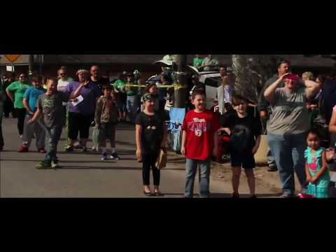 St. Patrick's Day Parade in Dublin, Texas: Alfonso Campos Float