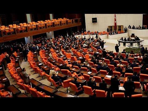 Türkei: Parlament verabschiedet Immunitätsgesetz