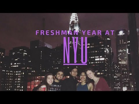 Freshman Year at NYU