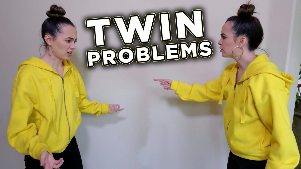 TWIN PROBLEMS - Merrell Twins
