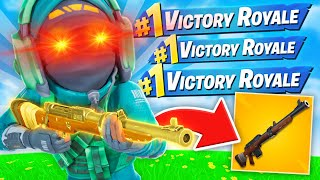 THE *NEW* GOLD HUNTING RIFLE! (insane)
