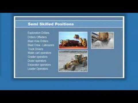 Mining Employment