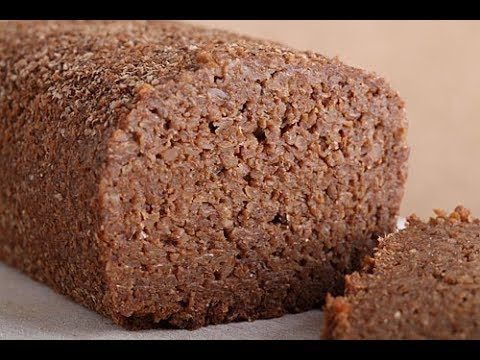 CRACKED RYE BREAD | How to Make Recipes | Quick Recipes