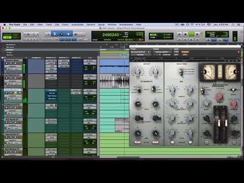 Mixing Tips : Digital Synth Sounding Warmer/Analog/Realistic.