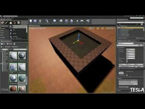 Unreal Engine 4 Tutorial - Quick Swimmable Water