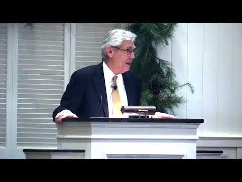 "Mr. Dan Duncan -- Mark 10:46-52 ""A Debtor to Mercy Alone"""