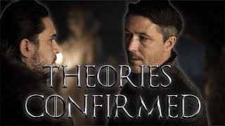 SEASON 7 Major Theories Confirmed By New Preview | Game of Thrones