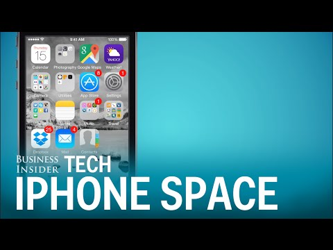 How to get more space on your iPhone