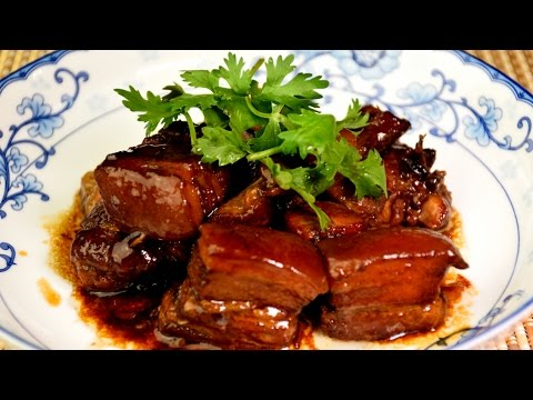 Braised Pork Belly (Dong Po Rou)