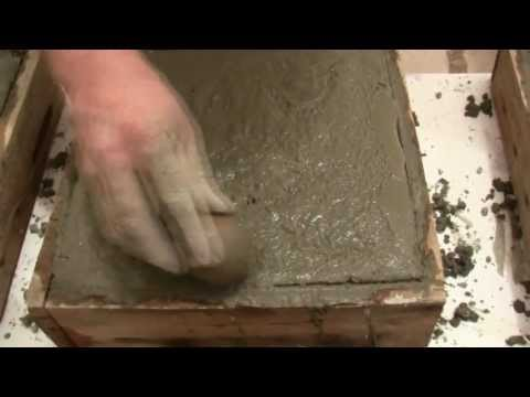 How to Make Concrete Garden Pavers