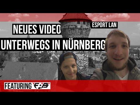 [Real Life VLog] Unterwegs in Nürnberg   ELoTRiX