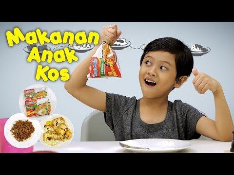 KATA BOCAH tentang Makanan Anak Kos (Indomie Kremes, Sayur Labu, Tempe Orek) | #34