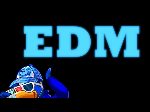 Listening to EDM Like (A Club Penguin Video)