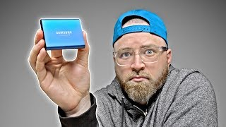 DON'T Buy A Portable Drive Without Watching This...