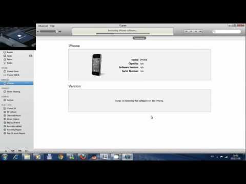 Restore your iphone,itouch from ios 6 to 5.1.1 without error code 3194,1600,1610...and all the rest