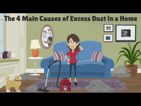 Why Is My House So Dusty? | 4 Ways to Fight Dust in Your Home