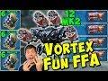 Brutal Vortex Spectre Mk2 VS FFA 30 Min Skilled War Robots Gameplay WR