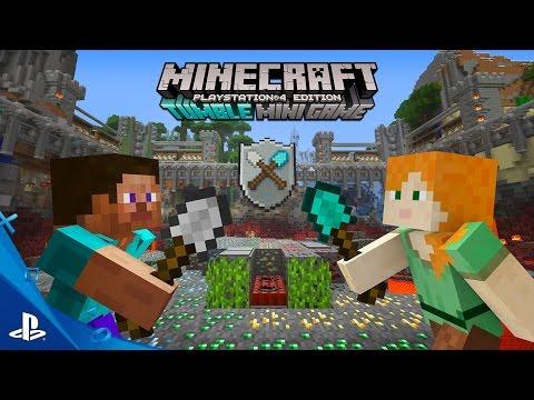MINECRAFT - Tumble Mini Game Trailer | PS4, PS3, PS Vita