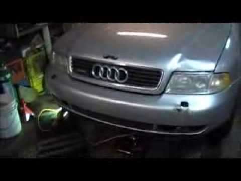 How to Check Audi A4 Ball Joints