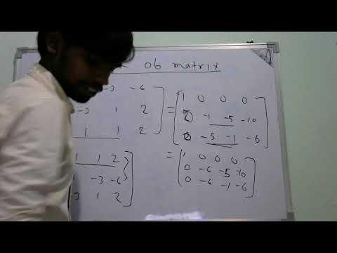 rank of matrix by normal method  4x3