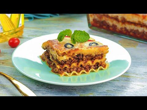 Lasagna Recipe | Beef Lasagna Recipe (Eid Special) By SooperChef